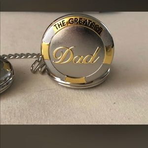 Other - Greatest dad pocket watch